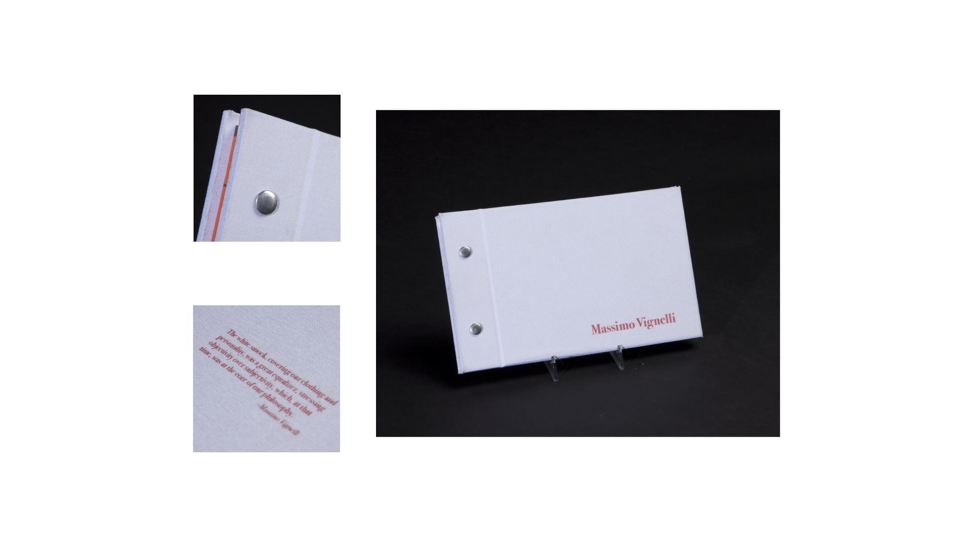Massimo Vignelli Book