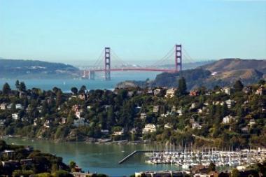 Can't beat the San Francisco Bay views