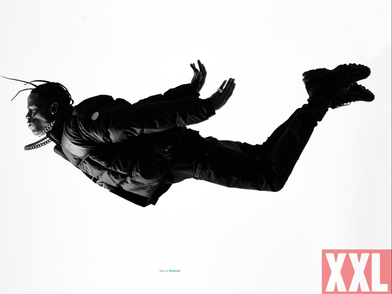 Travis Scott-XXL