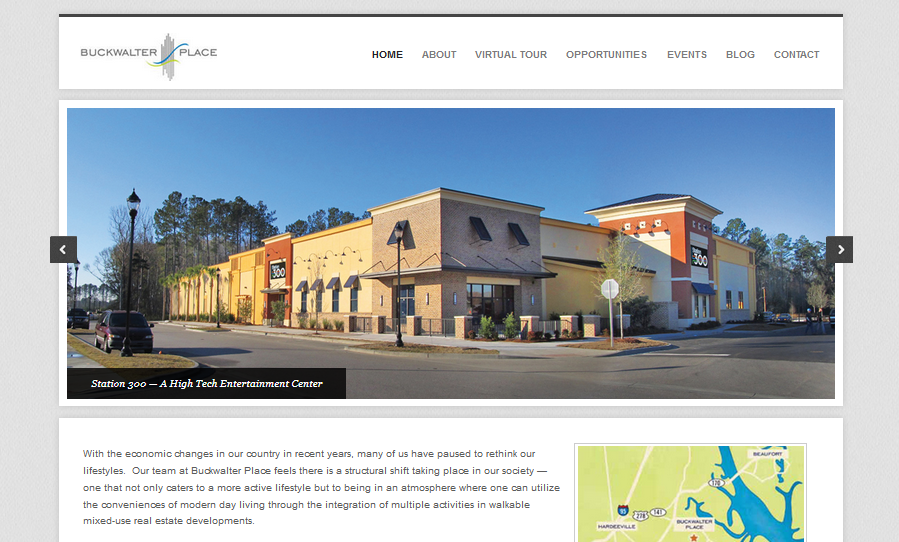 Buckwalter Place Website