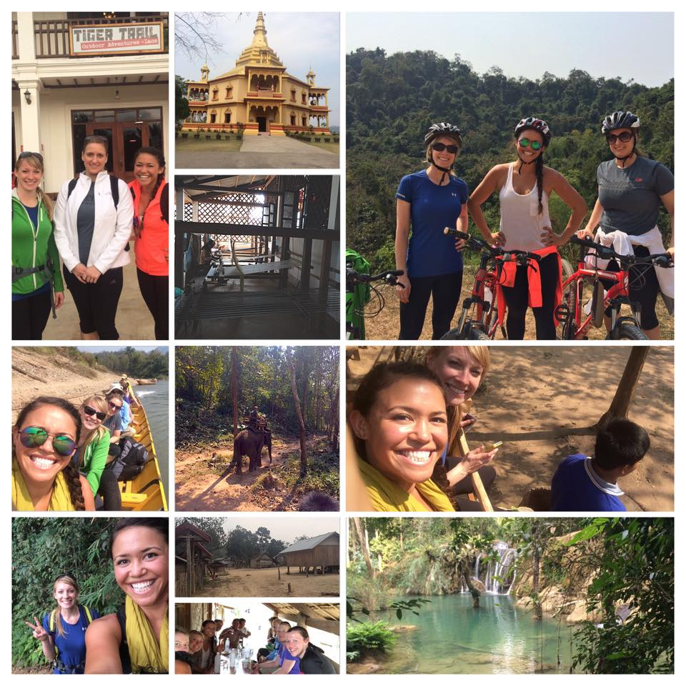 Thanks for this awesome collage of the adventures of day one!!  Tiger Trail runs a fabulous tour!