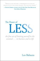 The Power of Less by Leo Babauta-pocket-changed