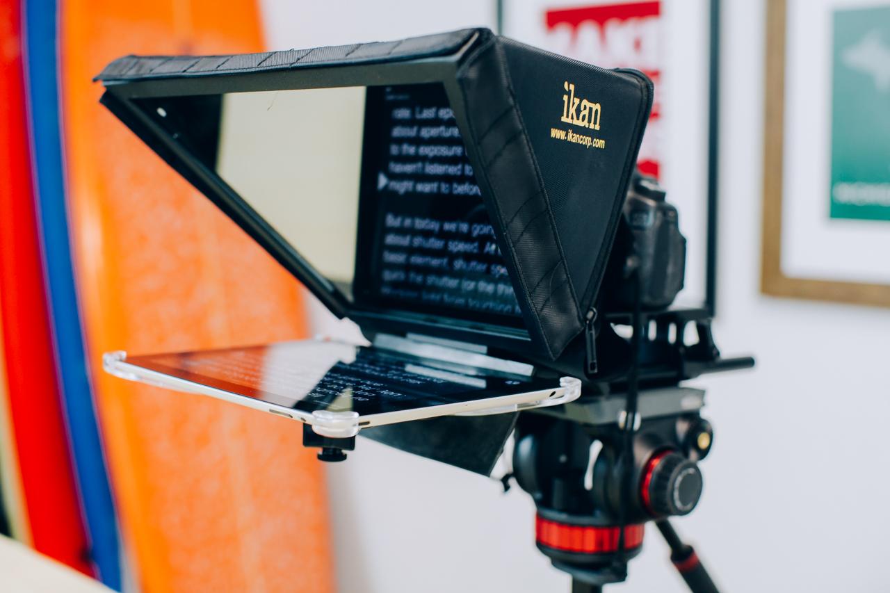 DIY Video Guy TV 2 - iKan Elite iPad Teleprompter-13.jpg