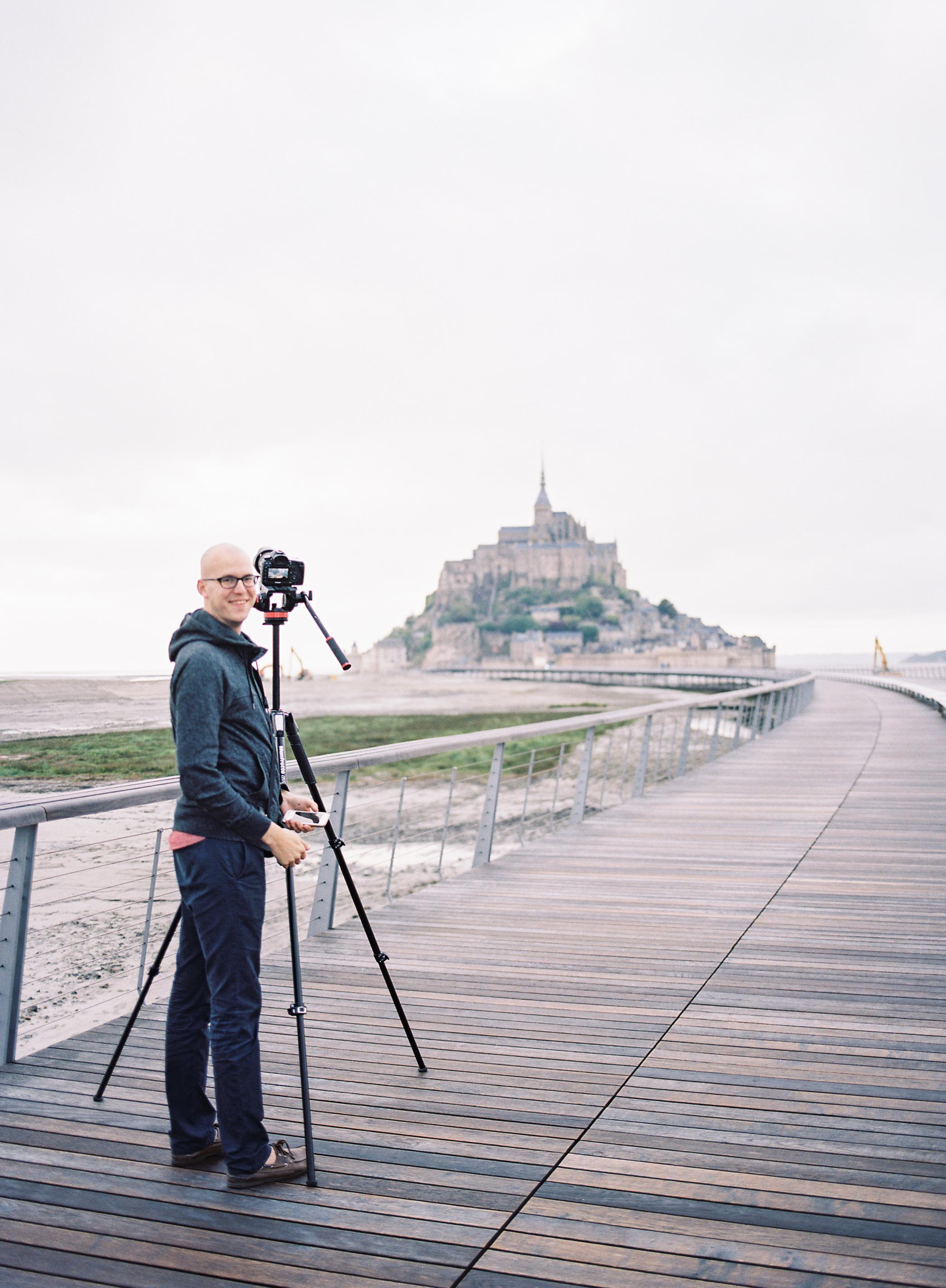 Mont Saint-Michel, France (Photo by  Jen Wojcik )