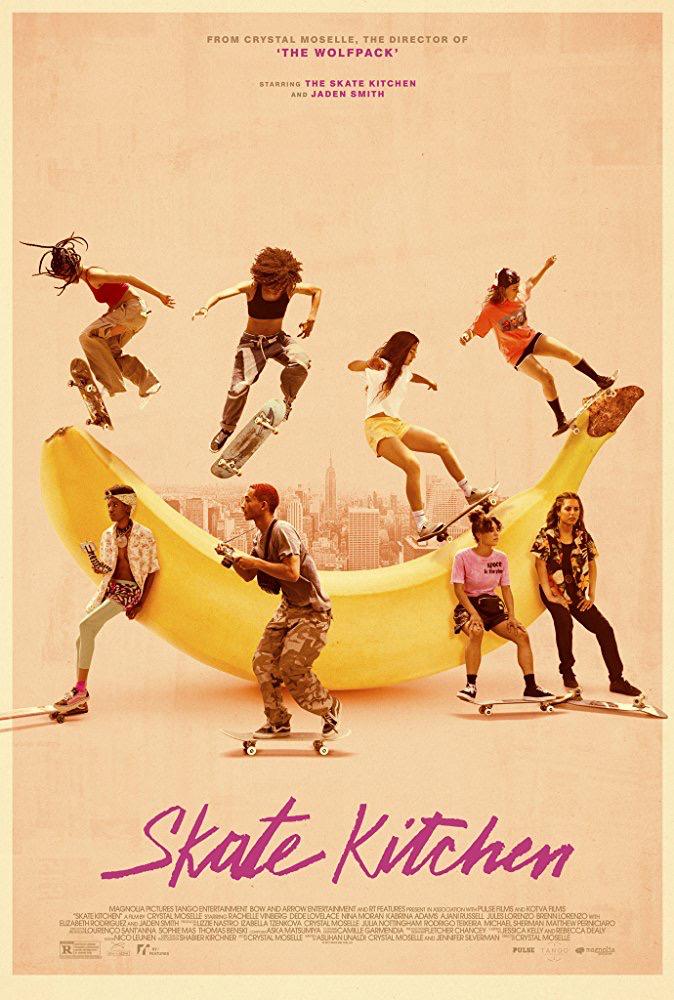 Skate Kitchen -