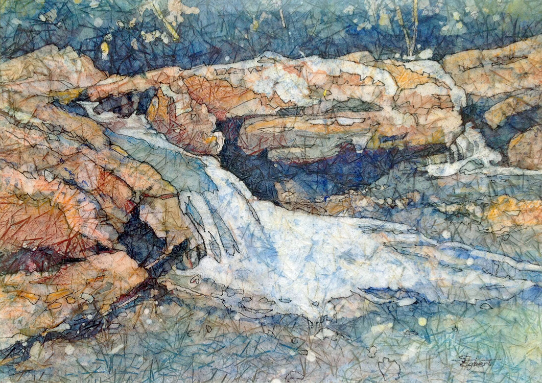 FALLING WATER - SERIES II