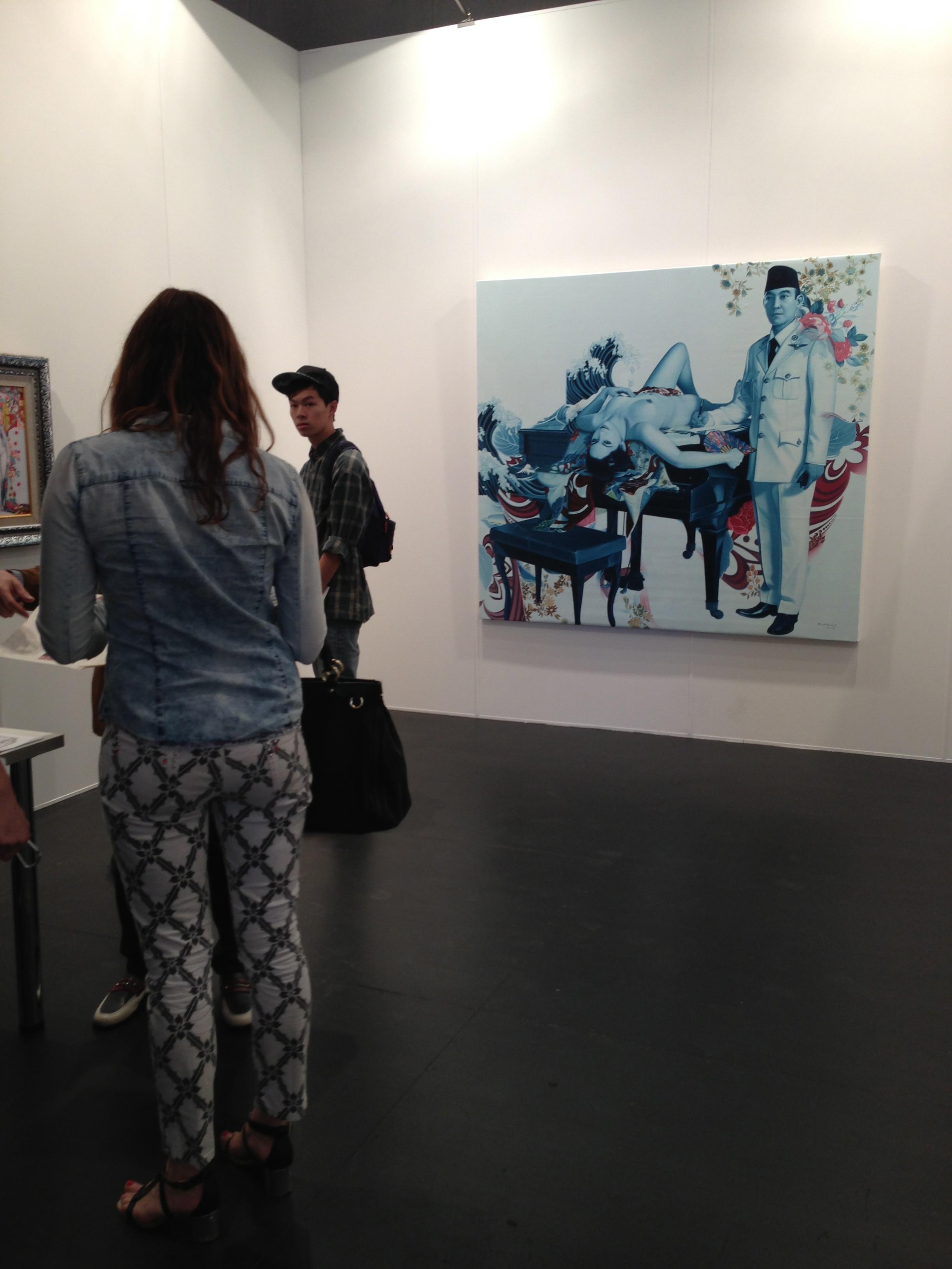 Umahesni's Gallery, Jakarta, SC13