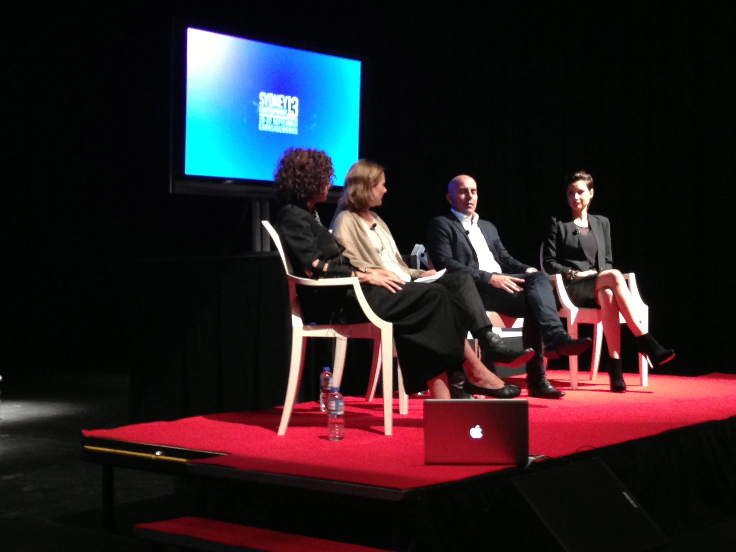 Australia v's The Rest of the World , panel discussion, SC13