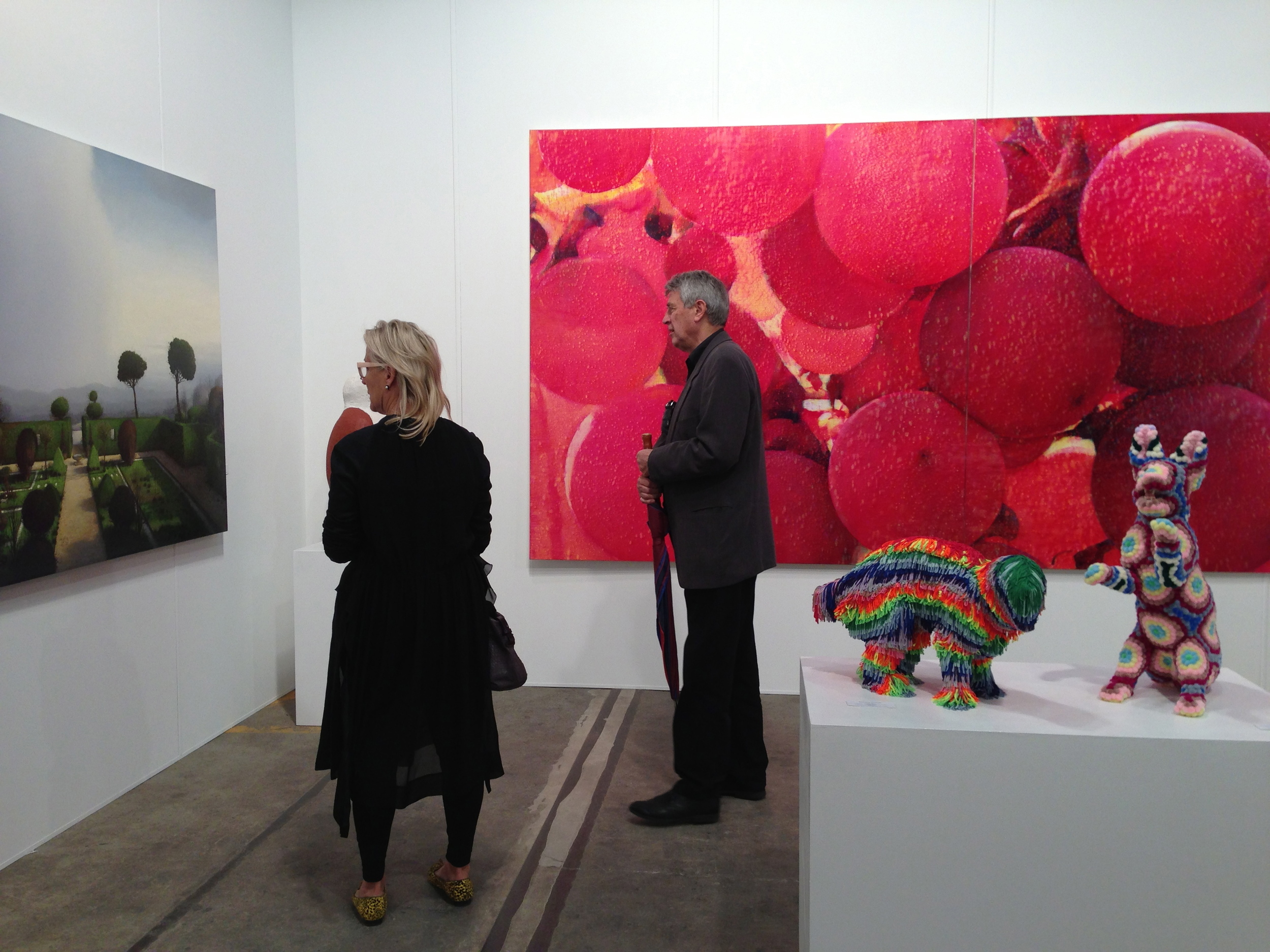 Collectors viewing at Martin Browne, Sydney, SC 13