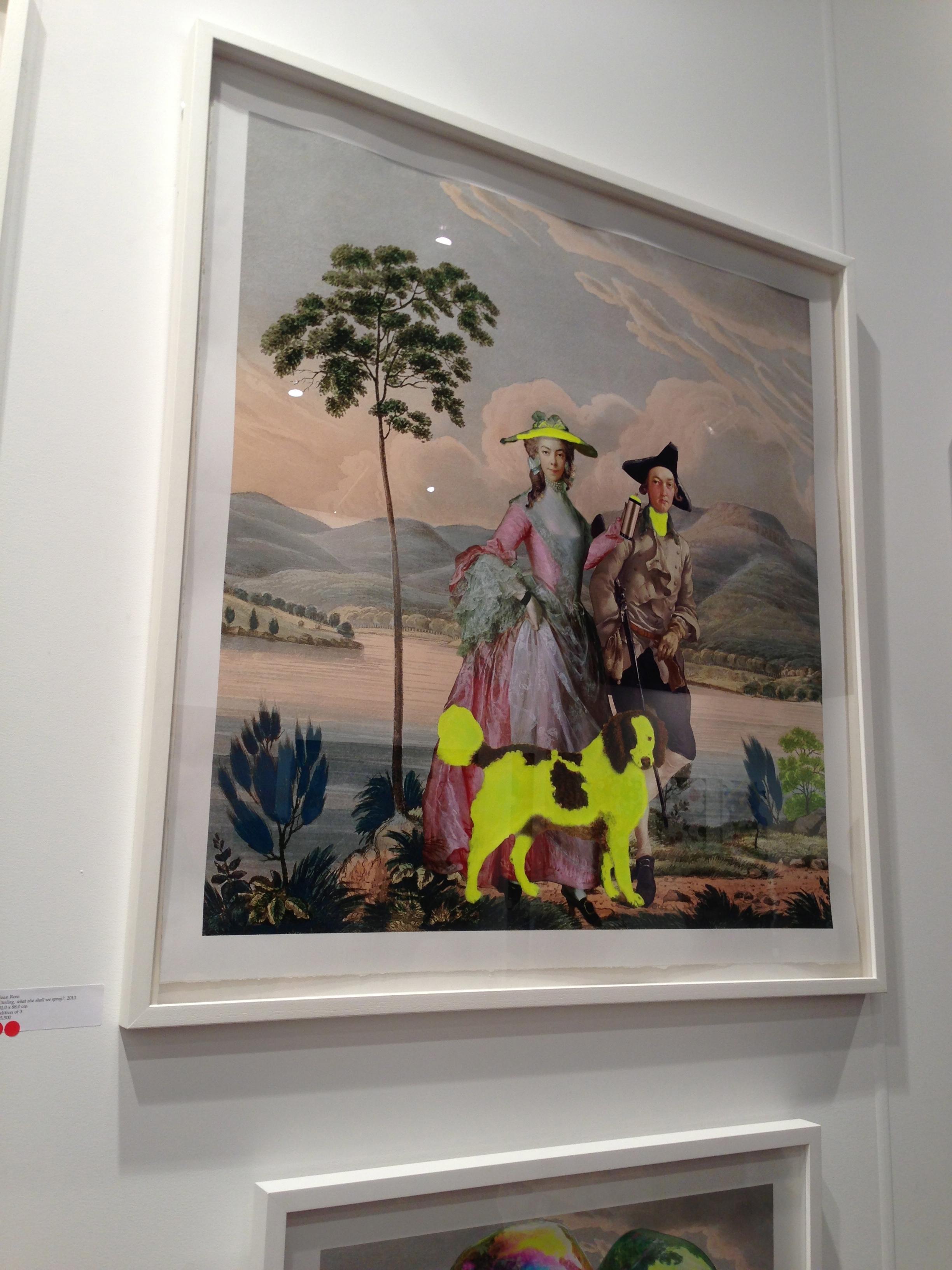 Joan Ross @ Michael Reid Gallery, Sydney