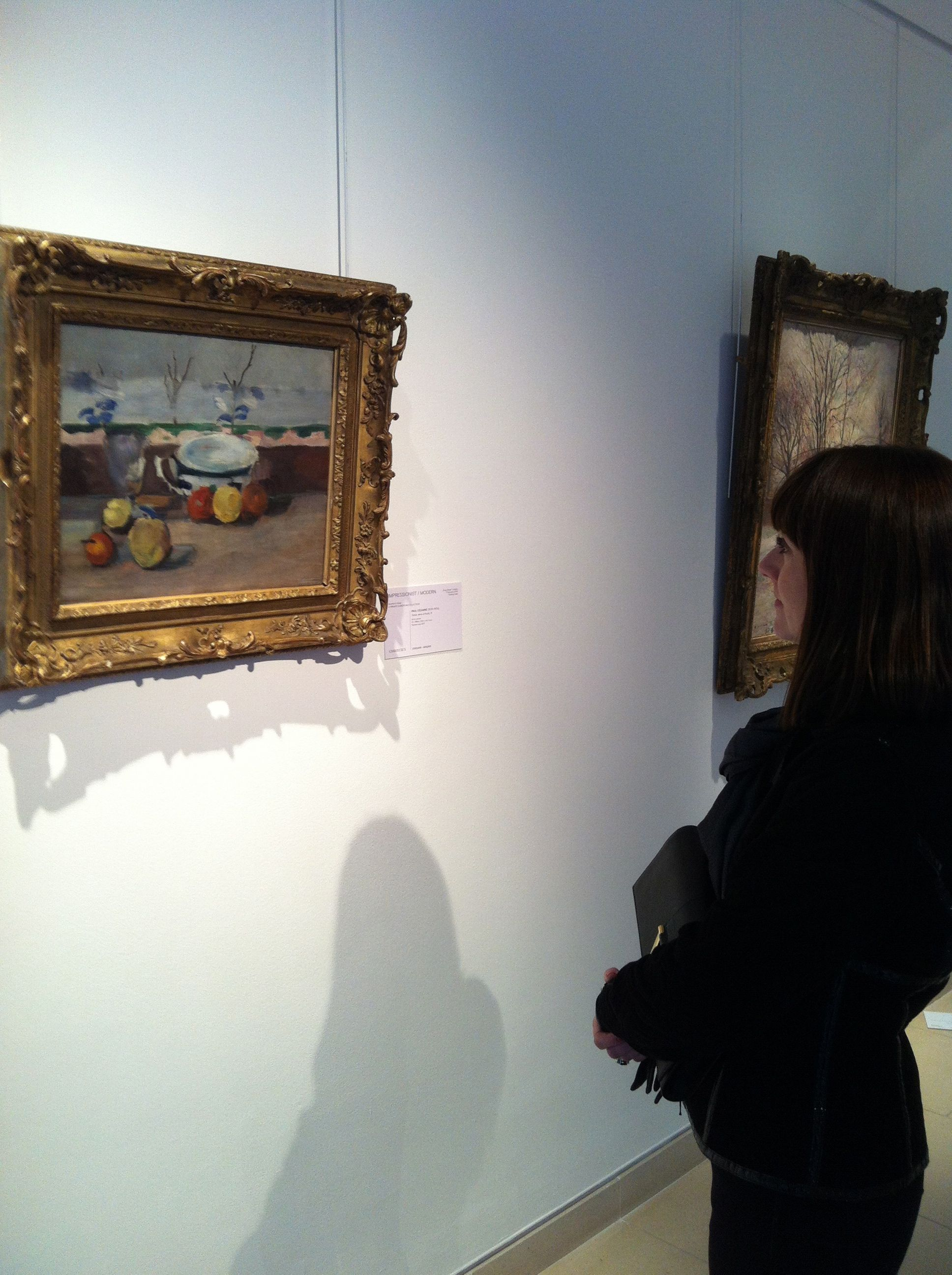 Viewing Upcoming Auction Highlights @ Christie's, St James'