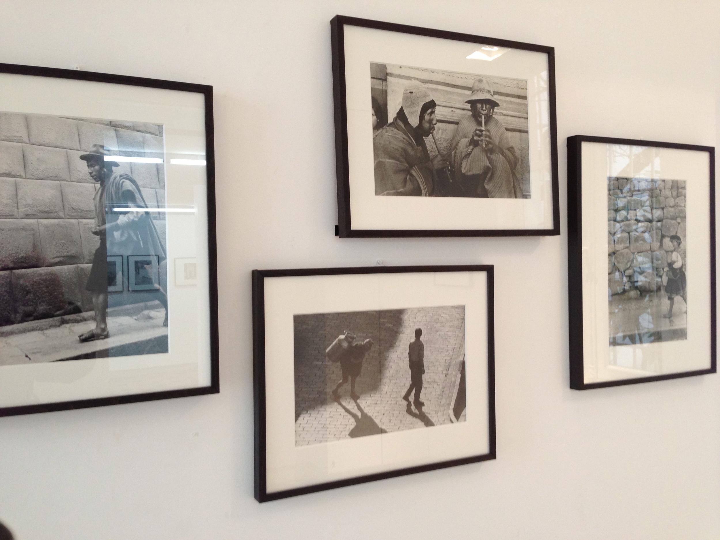 The Galleries @ Magnum, Paris 4.12.13