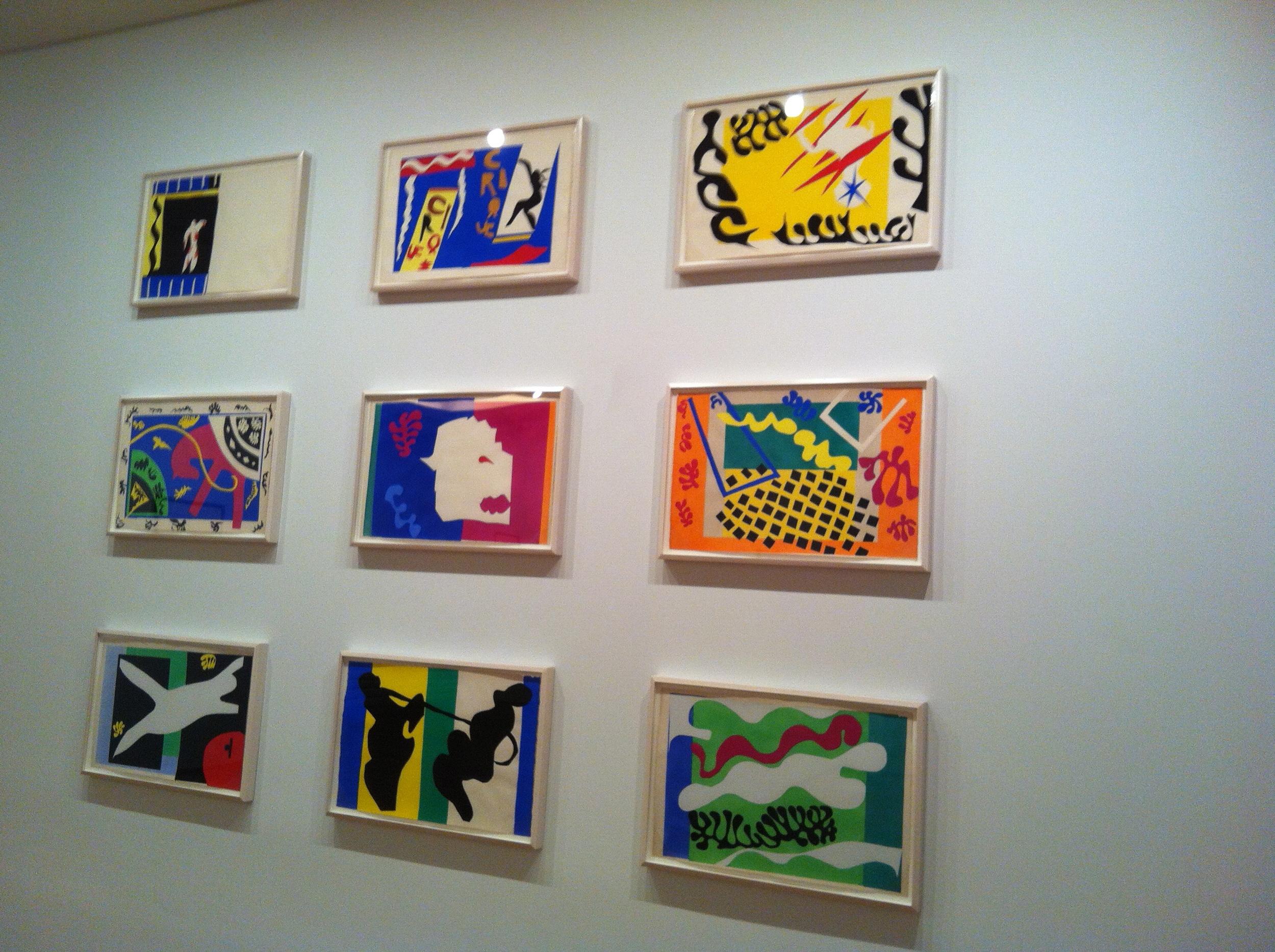 Matisse @ Marlborough Fine Art
