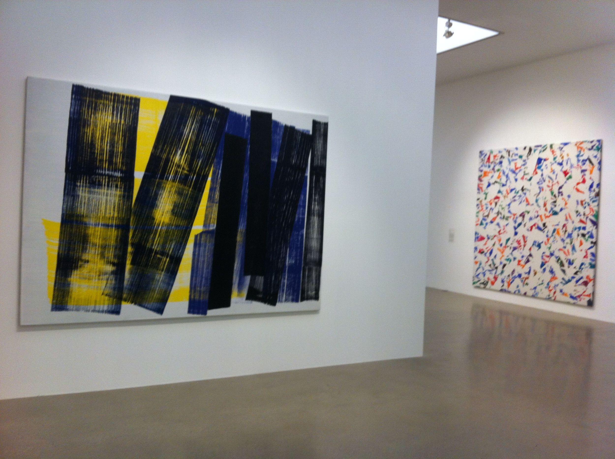 Hans Hartung @ Timothy Taylor Gallery