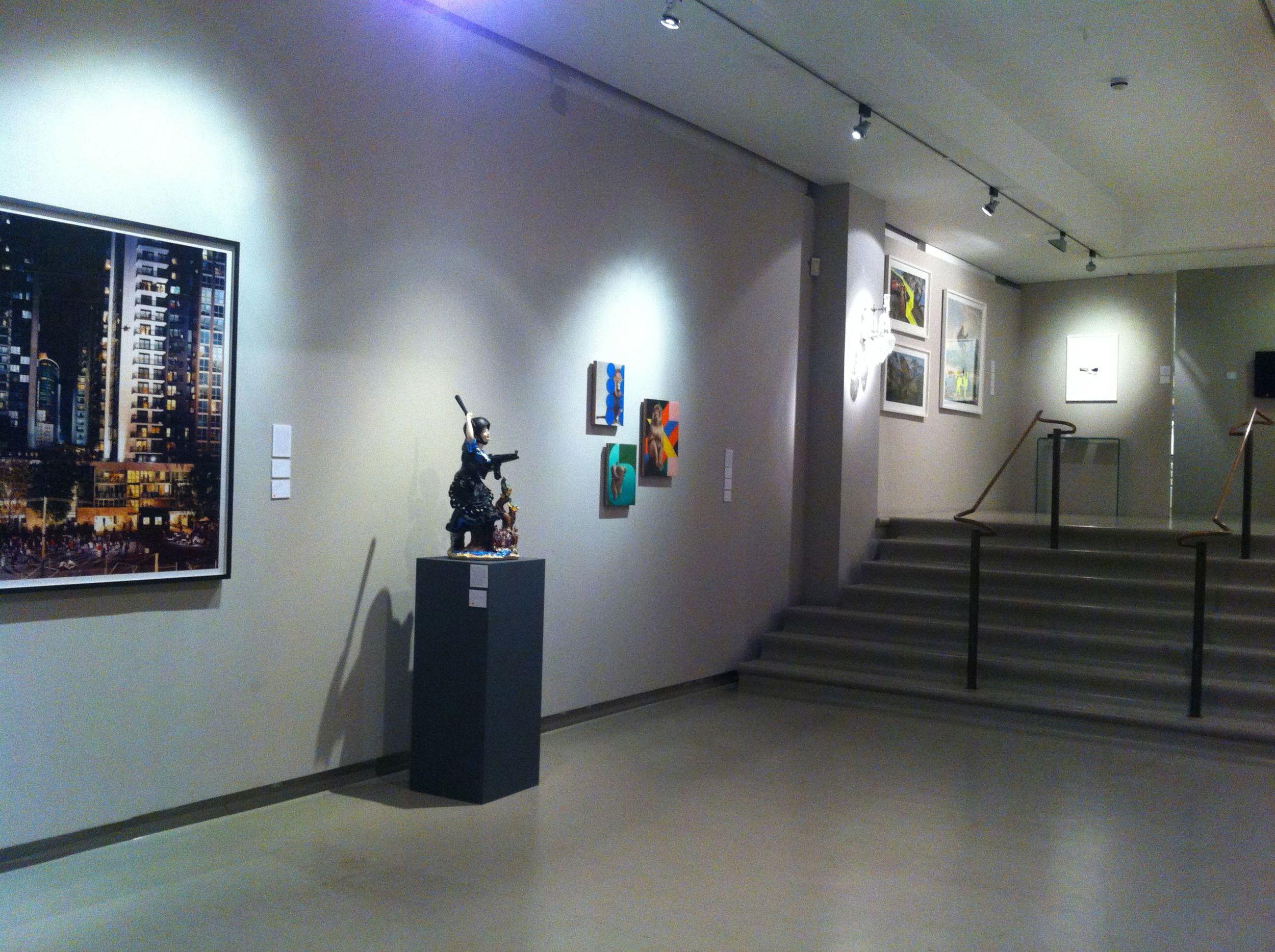 Australian Art - showcased @ The Fine Art Society, Bond Street