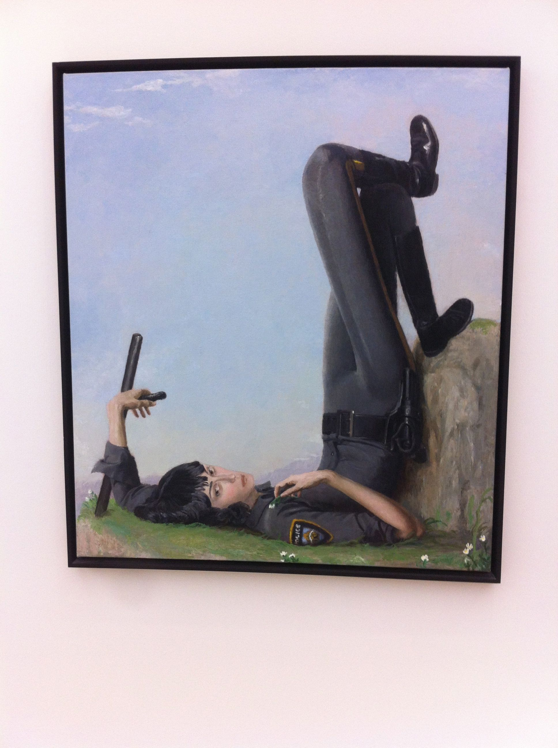 Body Language - Jansson Stegner @ The Saatchi Gallery