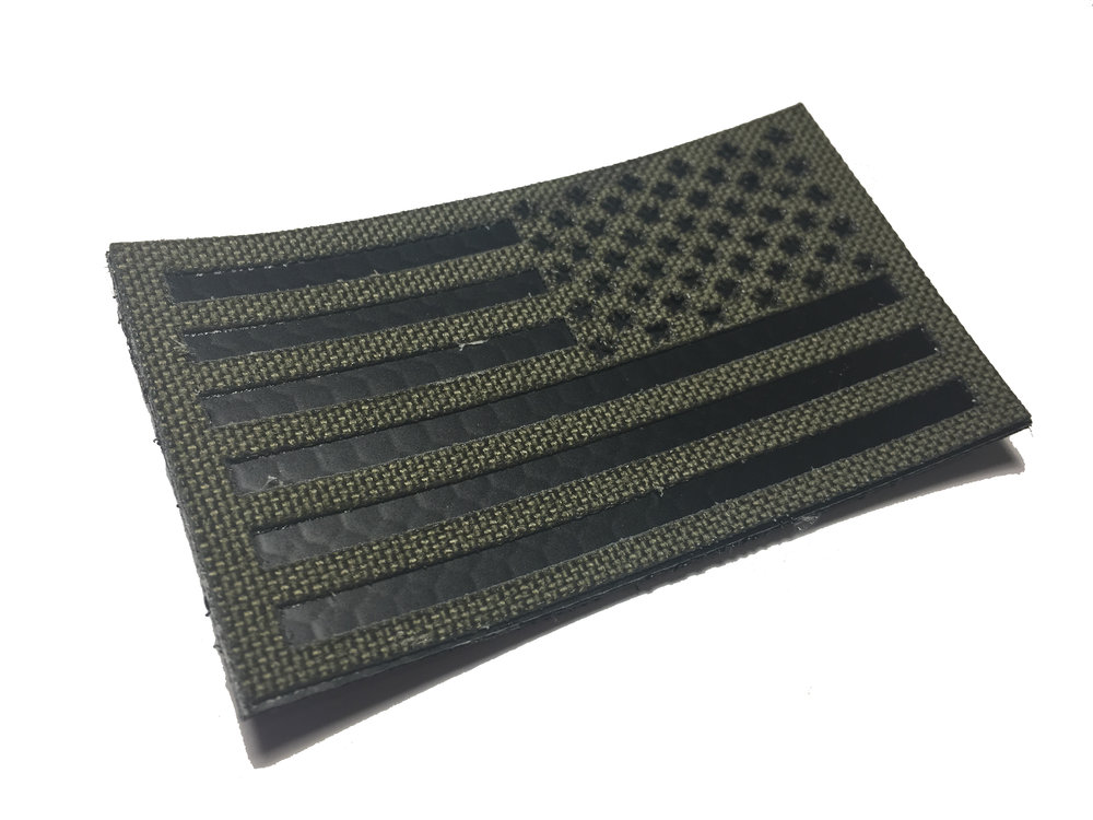 Infrared - IR reflective patches — Empire Tactical USA