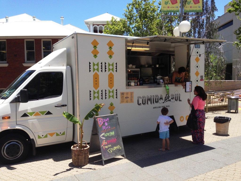 Comida do Sul Food Truck