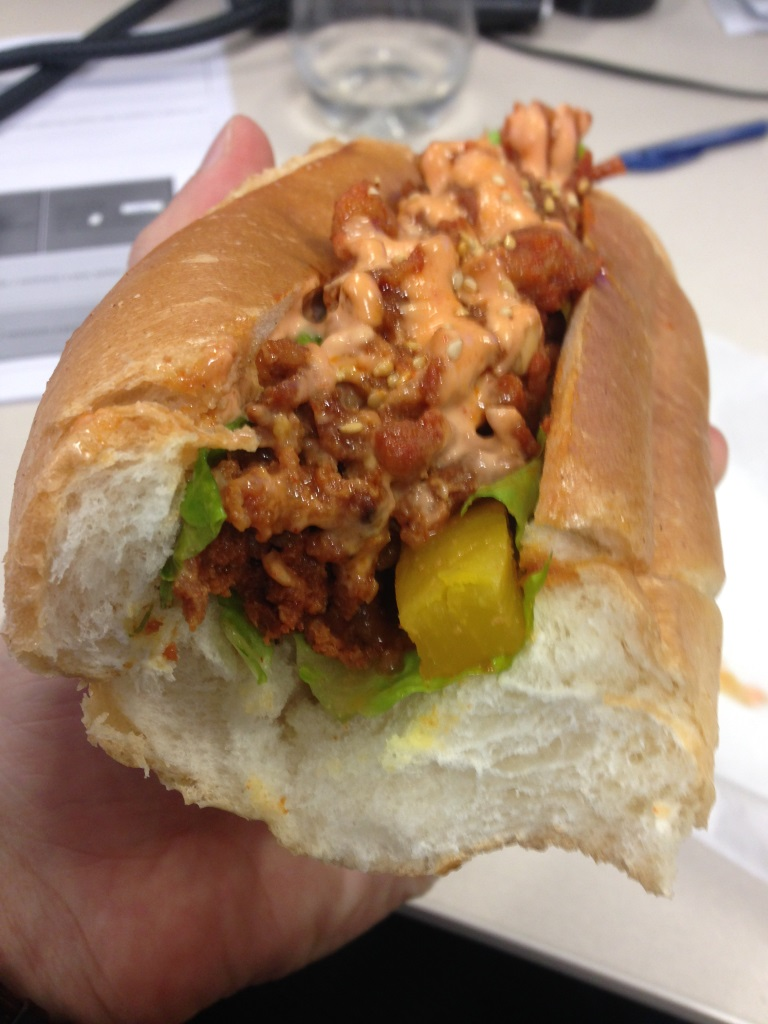 Butankara / Spicy Pork Roll