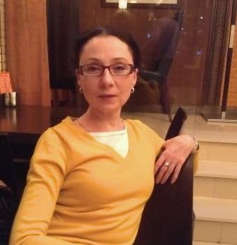 Marina Alexandrova - Instructor at City Ballet. See Instructors Page for more information on Marina.