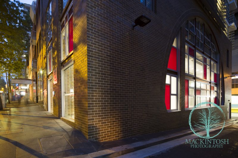 Twighlight Architectural photography