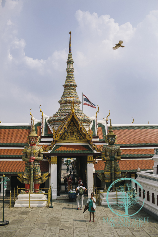 The Royal Palace Bangkok