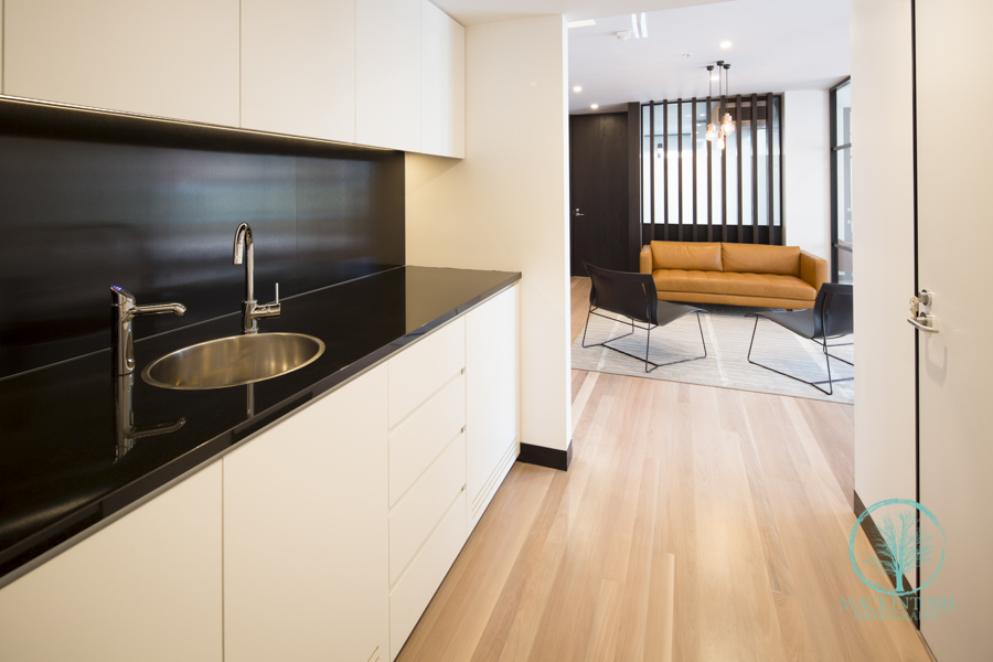 Commercial office Kitchens Sydney