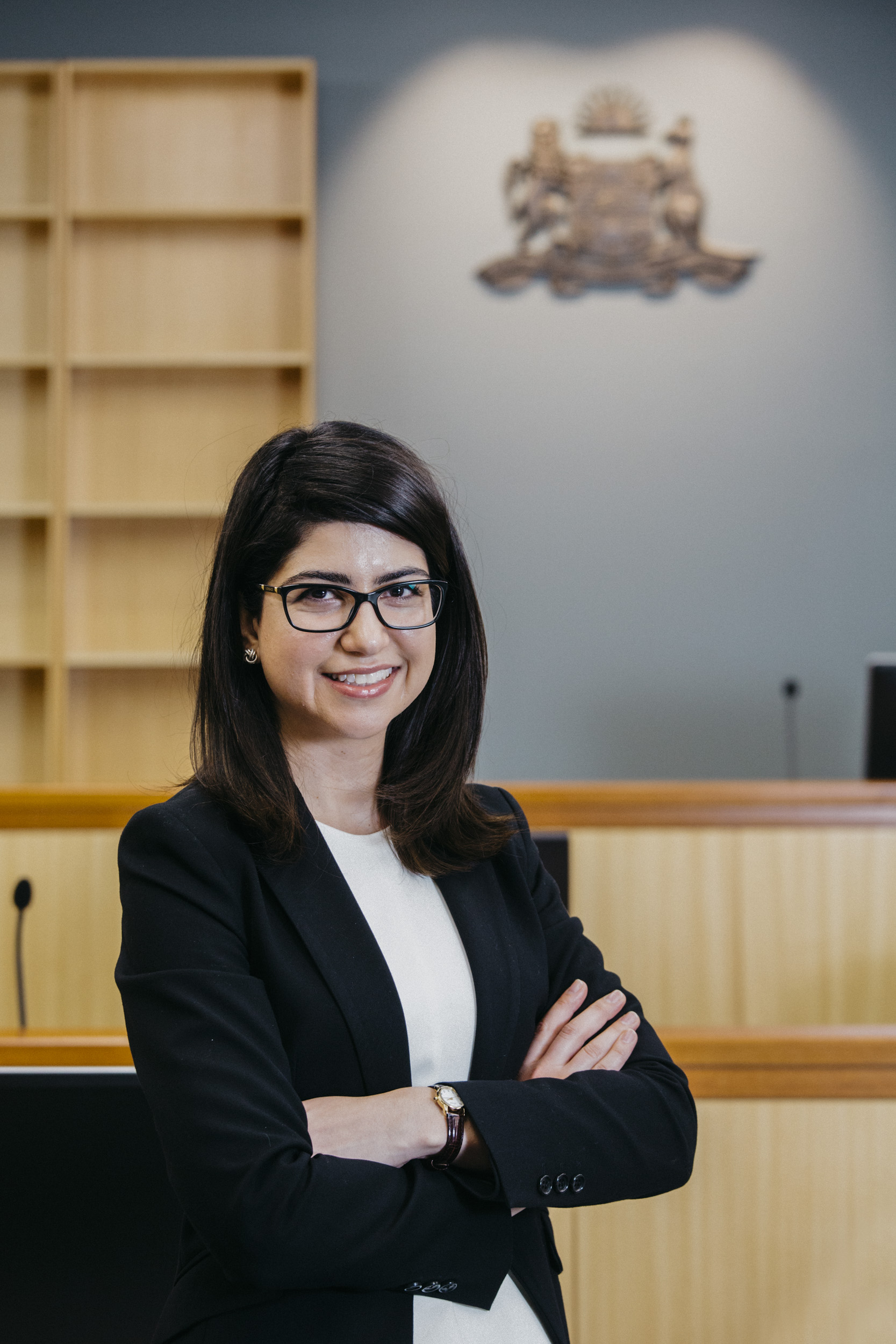 Legal Portraits, Sydney Law Courts