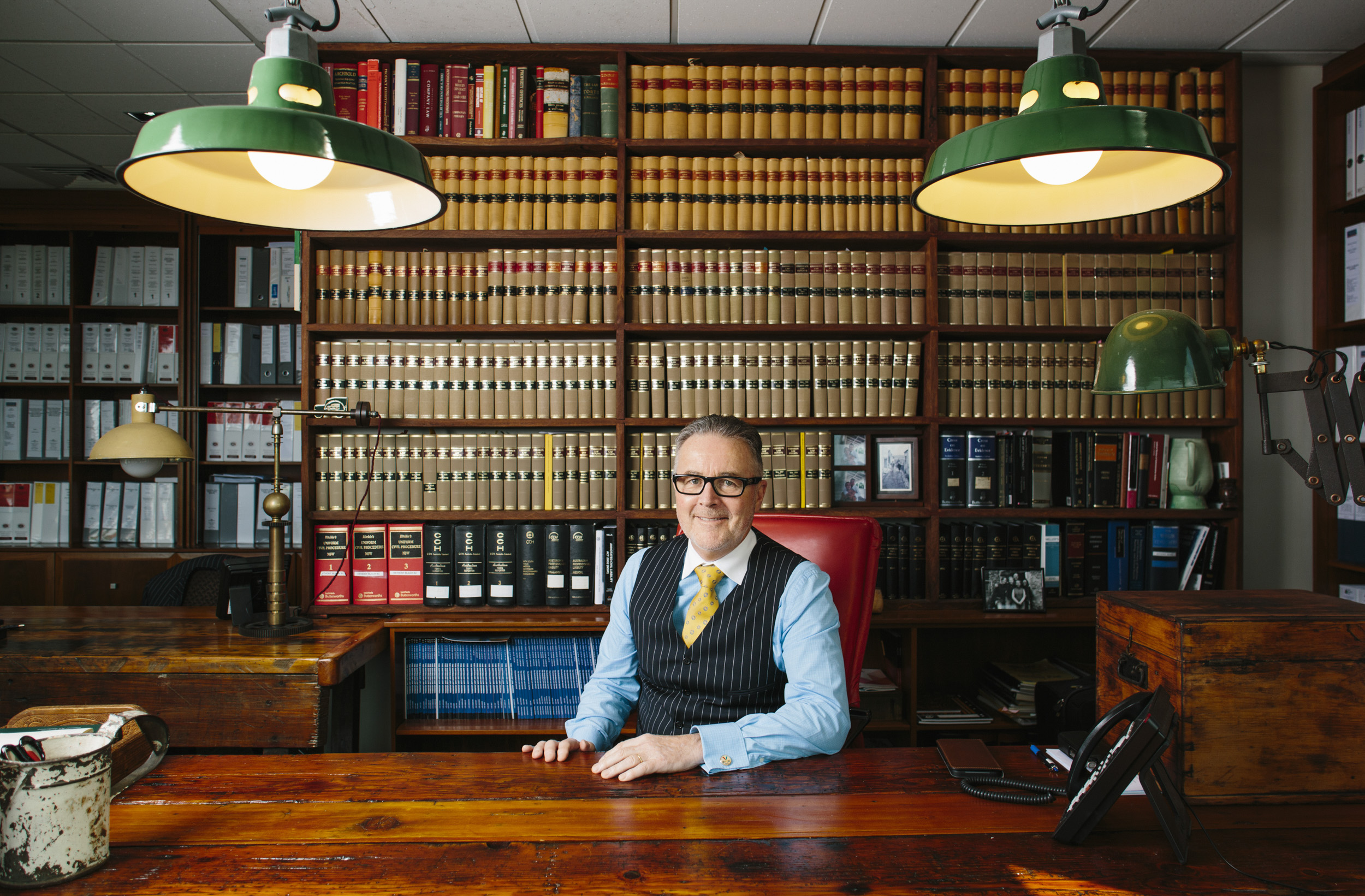 Barrister Chamber Portraits