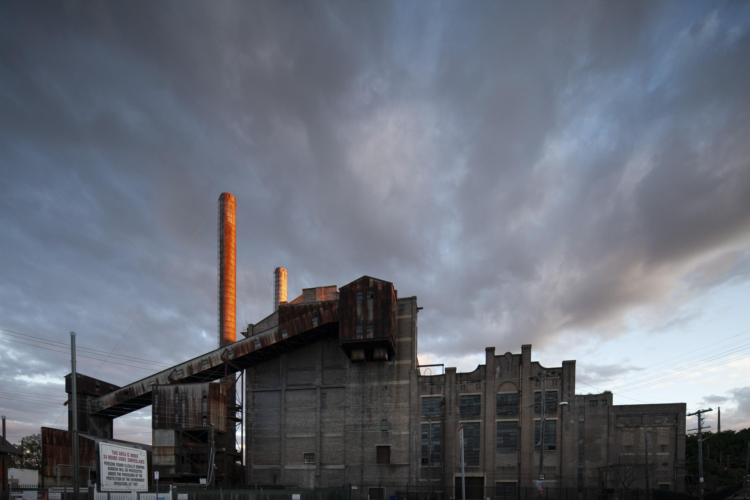 White Bay Power Station, Rozelle