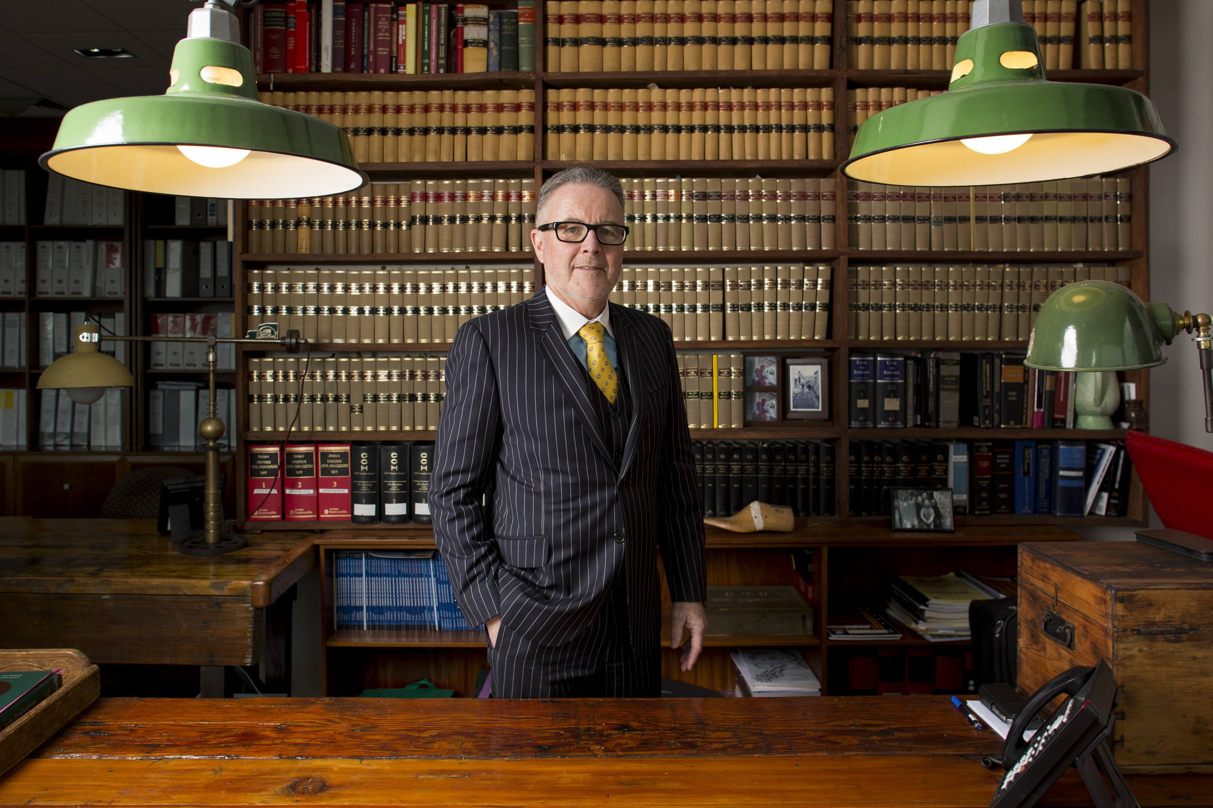 Law Firm Portraits Sydney