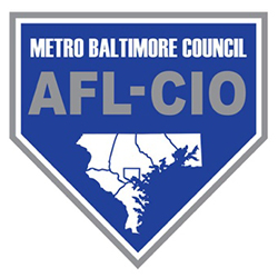 Endorsed by the Baltimore Metro AFL-CIO