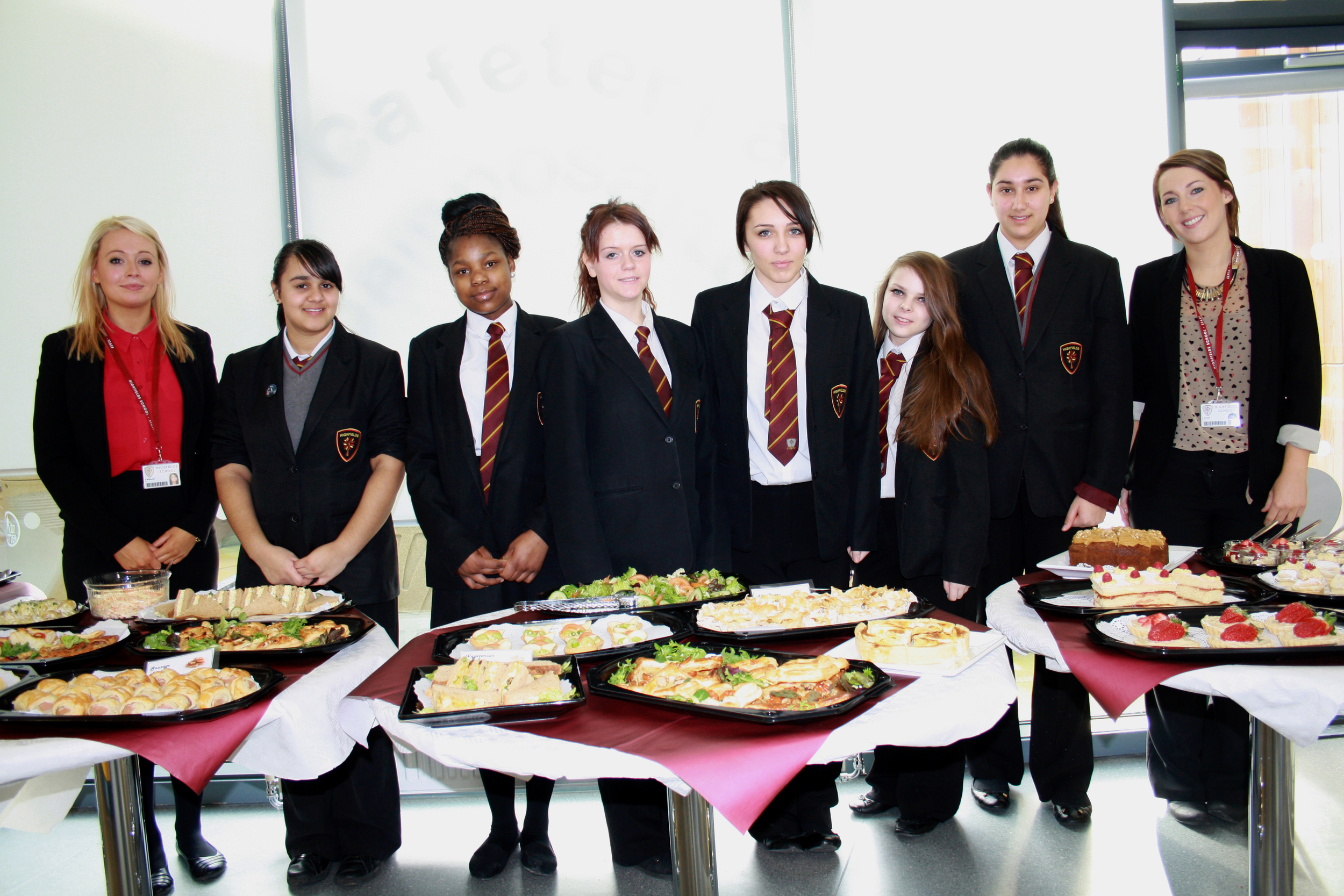 Hospitality and Catering Team
