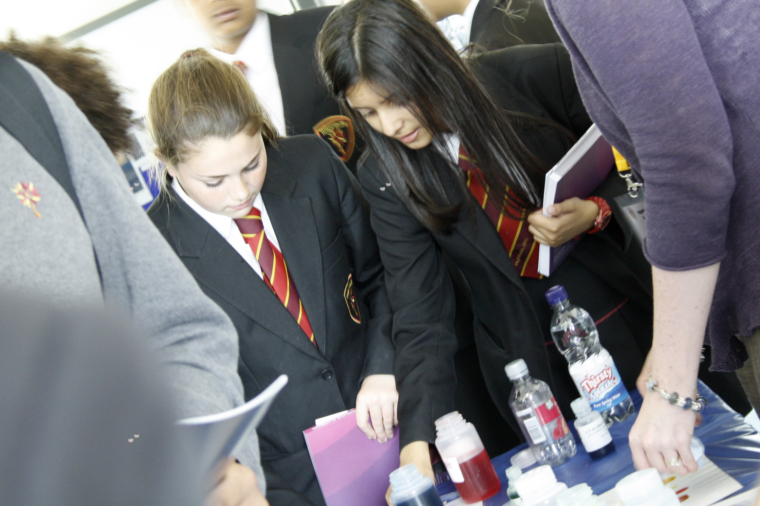 Students Experienced Practical Demonstrations