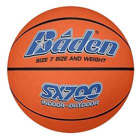 Baden SX700 Rubber Basketball