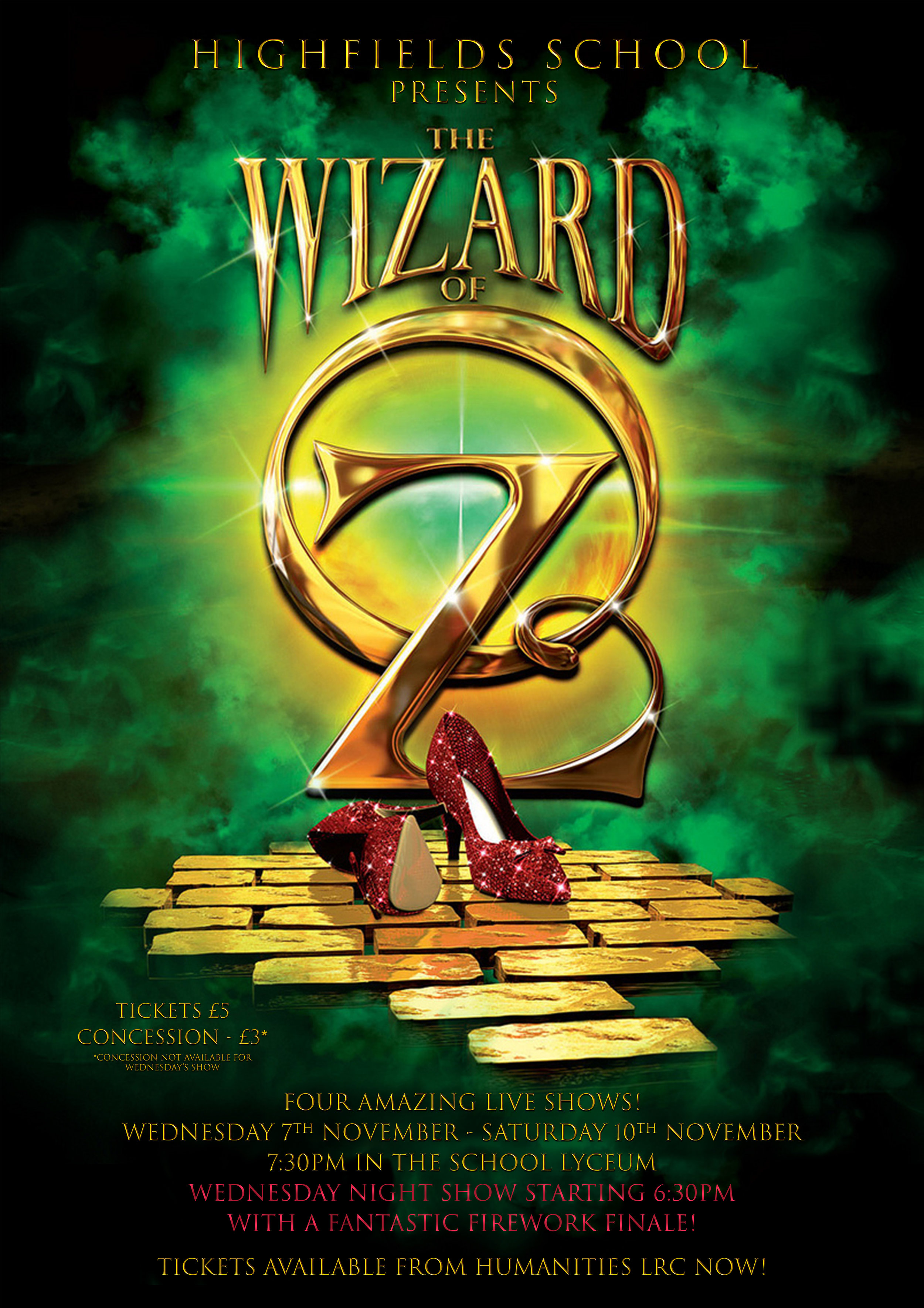 Wizard of Oz Poster - A2.jpg
