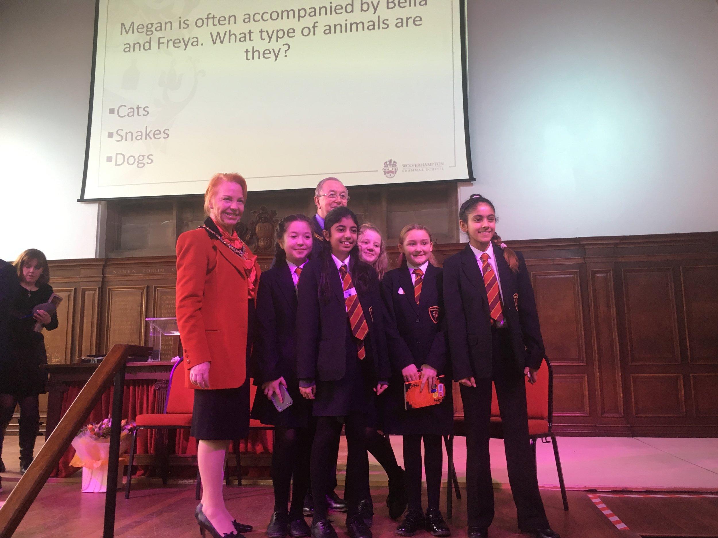 Wolverhampton Children's Book Award Celebration - Photo with Mayor.jpg