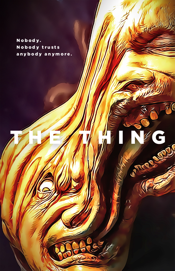 Trust - The Thing