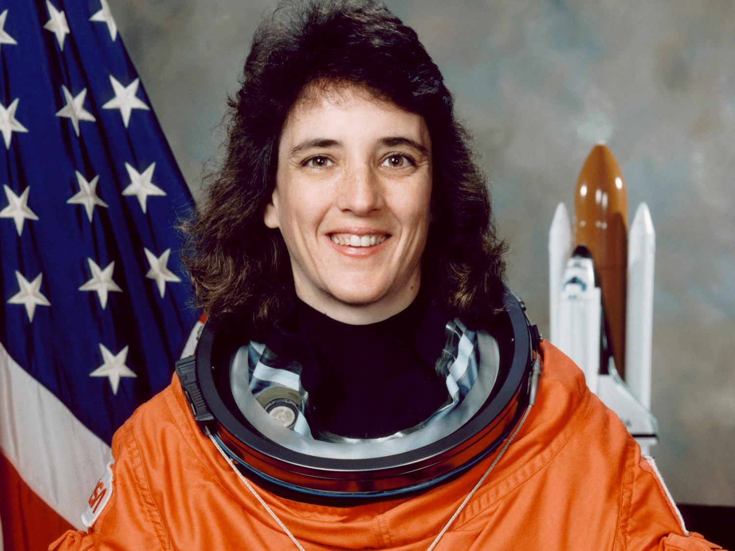 Nancy Currie, STS-70 Mission Specialist #2