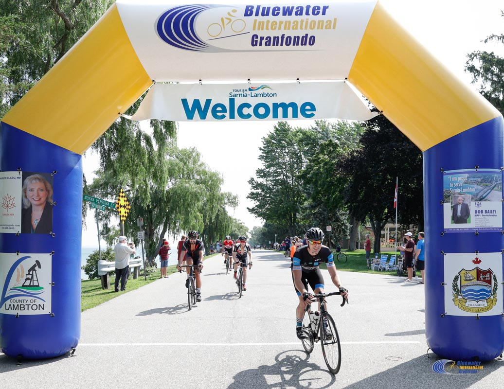 Bluewater International GranFondo - 5/113