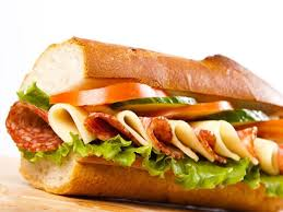 Mark sure did love his sandwiches. Unlike the one above, however, the one you're about to hear isn't so tasty.