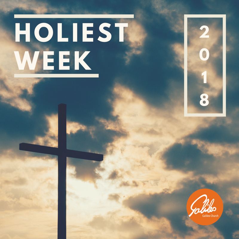 Palm Sunday 2018 That's What She Said podcast