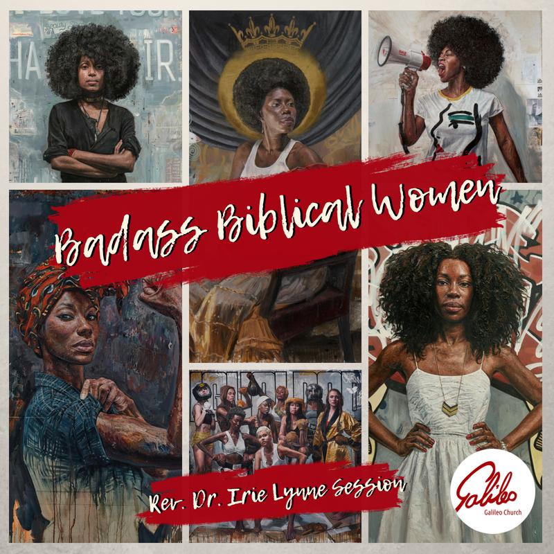 Badass Biblical Women
