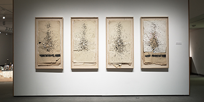 November 19, 2011 – January 14, 2012 Mitchell Squire Curated by Theaster Gates