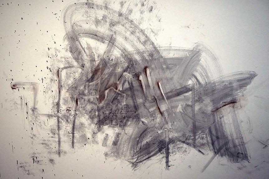 Wall Drawing, 2014