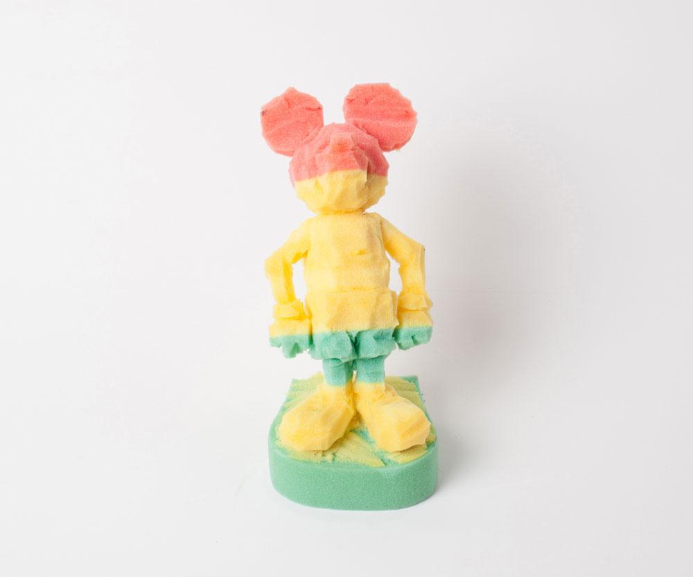 Mickey Sponge, 2014