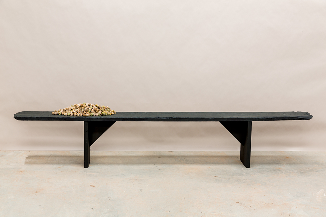 Bench (for resting), 2014