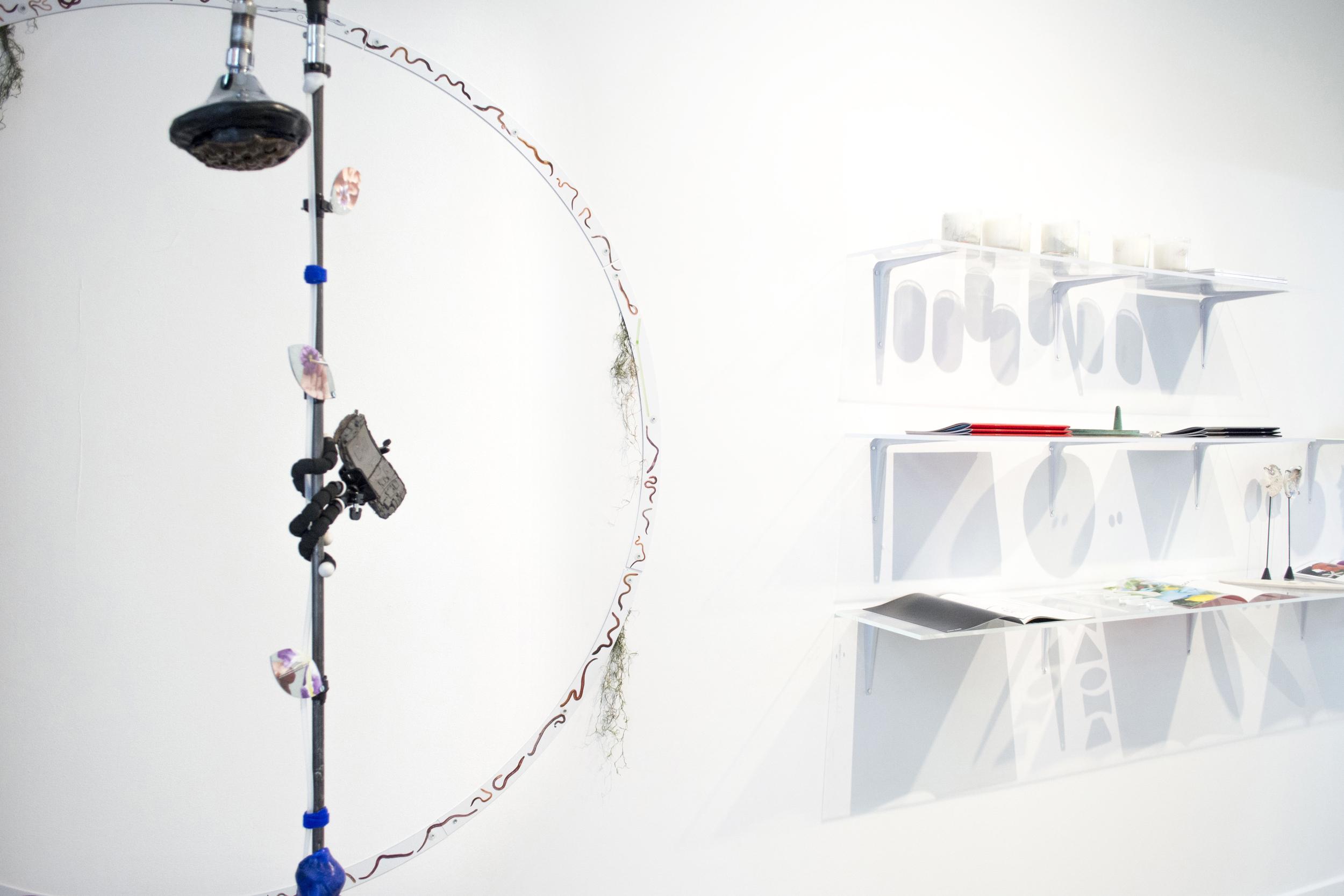 Carson Fisk-Vittori (foreground), Ria Roberts  Design Within Reach  (background)
