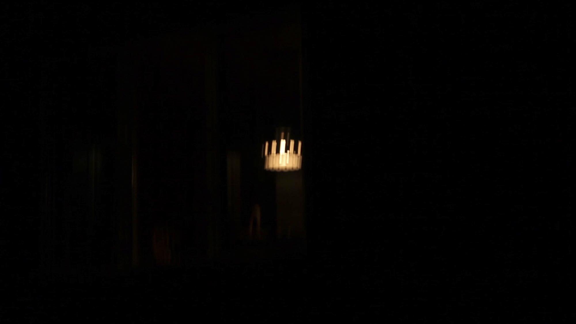 Leah Weinberg-Moskowitz Still from  SN  2018 Endless video loop