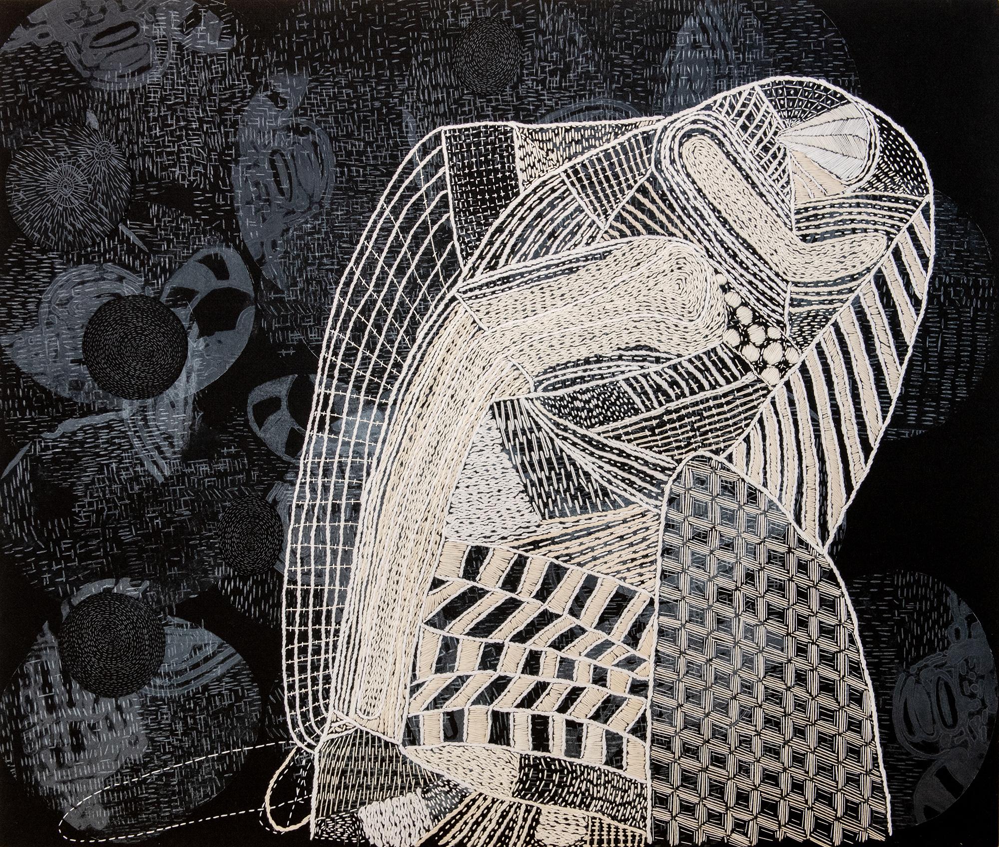 October 24 – December 11, 2019 Sarah Amos Curator-Mentor: Barbara Takenaga